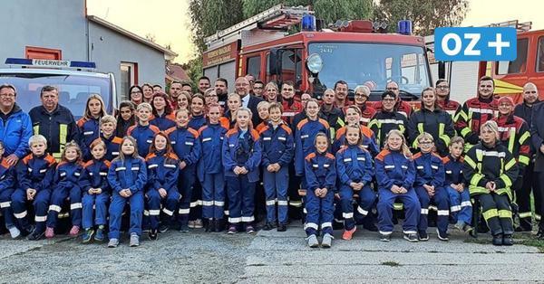 Feuerwehren rund um Stralsund rüsten auf: So teuer ist die neue Technik