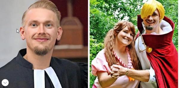 Stralsund: Neuer Pastor (31) liebt Schlager, strickt und verkleidet sich gerne
