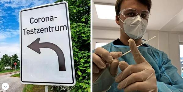 Stralsund und Rügen: Schärfere Corona-Regeln – hier kommen Ungeimpfte an einen Schnelltest