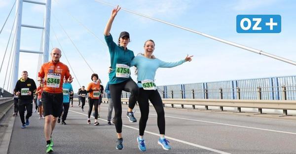 Rügenbrücken-Marathon zwischen Stralsund und Rügen: Neuerungen und Corona-Regeln