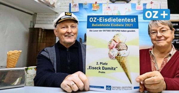 Eiseck Damitz aus der Nähe von Stralsund holt zweiten Platz – das planen die Betreiber für die Weihnachtszeit