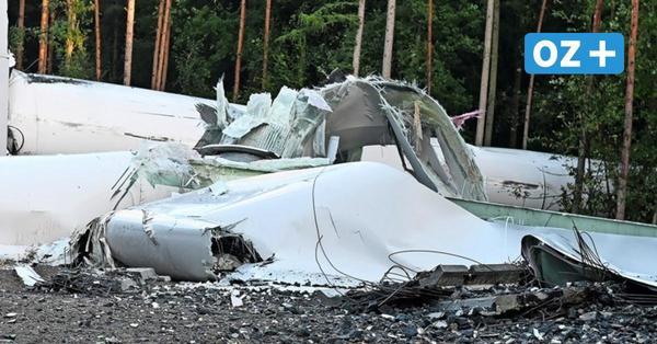 Nach Windrad-Crash: Rostocker Hersteller Nordex legt alle Anlagen dieses Typs still
