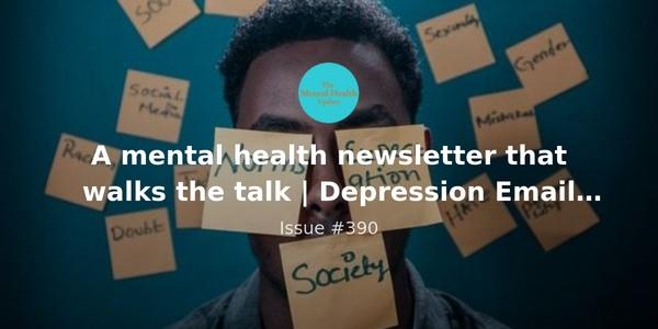 My mental illness identity 😯