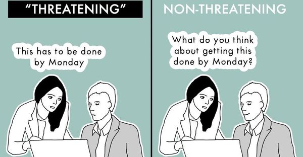 Comics about the struggles of being a woman in the workplace.