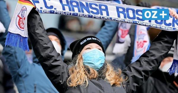 Doppel-Freude bei Hansa Rostock: Über 20.000 Zuschauer erlaubt und neue Dauerkarten