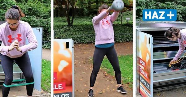 Langenhagen: Sportbox im Eichenpark bietet Möglichkeiten zum Outdoorsport