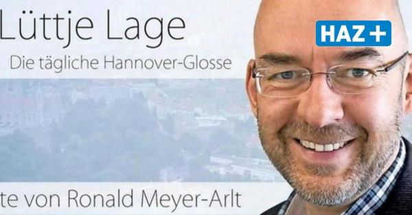 Lüttje Lage von Ronald Meyer-Arlt: Nagel am Pony