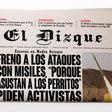 Freno a los ataques con misiles «porque asustan a los perritos», piden activistas