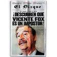 ¡Indignante! Descubren que Vicente Fox es un impostor