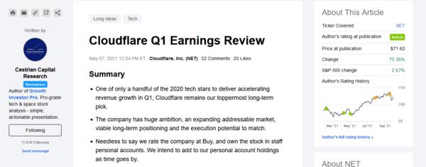 Source: https://seekingalpha.com/article/4425538-cloudflare-q1-earnings-review