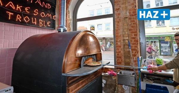 """Anarcho-Stil als Marketingidee: """"Pizza Punks"""" eröffnet an der Limmerstraße"""