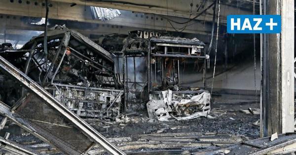 Hannover, Düsseldorf, Stuttgart: Schon drei Brände in E-Busdepots - Üstra sucht weiter Ursache