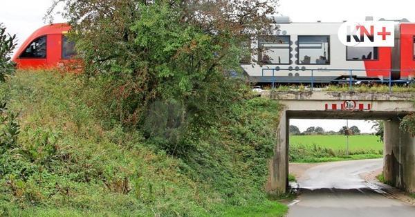 Drei Jahre Großbaustelle: Bahnstrecke Neumünster-Bad Segeberg-Bad Oldesloe