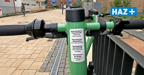 QR-Code zerstört: In Hannover-Linden ärgern sich Anwohner über unbrauchbare E-Roller