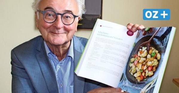 Buch aus Greifswald: Mit diesen Lebensmitteln werden Sie alt und bleiben fit