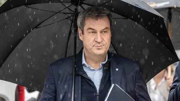 """Markus Söder zur ersten Sondierung: """"Jetzt ist Ampel klare Nummer 1″"""