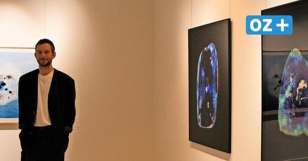 """""""Blaue Bernsteine"""" sind in der Ribnitzer Kunstgalerie zu sehen"""