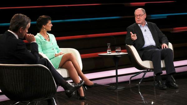 Markus Lanz vom 5. Oktober 2021 - ZDFmediathek