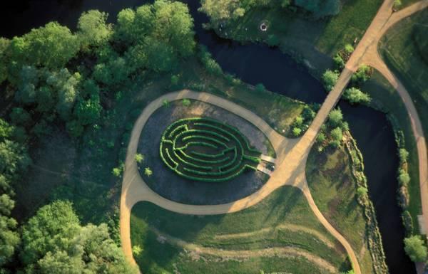 Ein Highlight der Schlossinsel ist das Labyrinth. Foto: fototraube.de/Imago