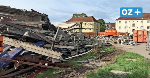 Wismar: Markant-Markt in Wendorf wird abgerissen