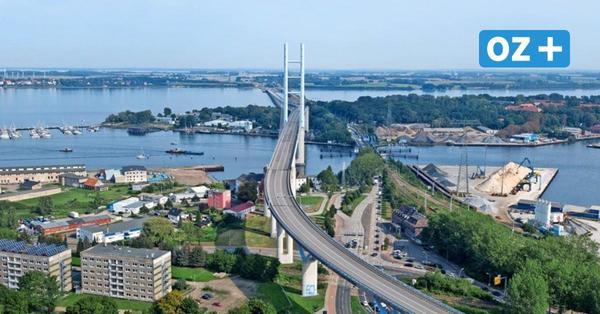 Rügenbrücke ab Montag dicht: Das müssen Autofahrer jetzt wissen