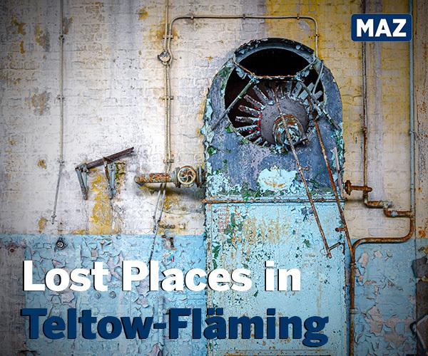 Per Klick aufs Bild geht es zu unserem MAZ-Projekt zu den Lost-Places in TF.