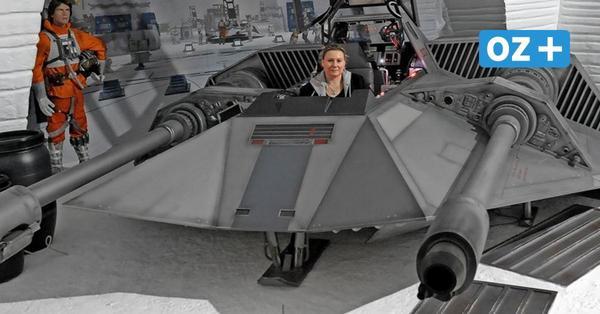 Star-Wars-Ausstellung in Dassow: Das ist die neue Attraktion