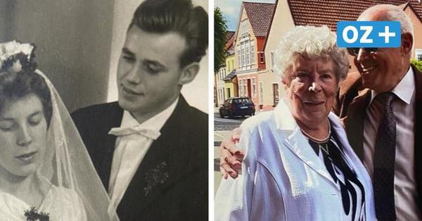 Grimmener Paar ist 60 Jahre verheiratet: Sie verraten ihr Rezept für eine glückliche Ehe