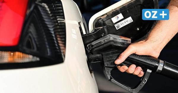 Preishorror an Tankstellen inMV: Superknackt Marke von 1,80Euro jeLiter
