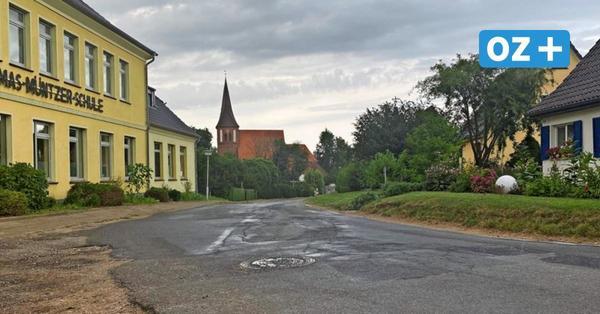 Gut zu Fuß durch Lüdershagen: Gemeinde lässt Gehweg bauen
