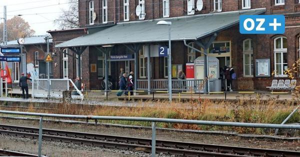 Ribnitzer Bahnhof wird modernisiert: Das plant die Bahn