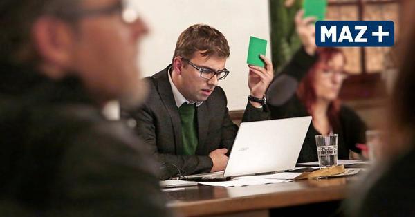 Erik Stohn (SPD) will weiter Kommunalpolitik machen