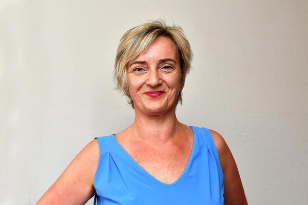 Nicole Näther (Foto: Böhme)