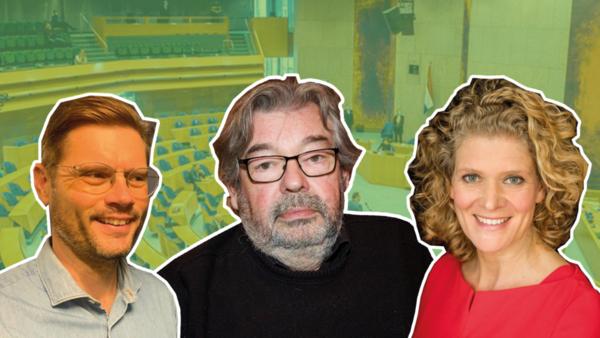Metro-panel: 'Een doorstart van Rutte III is een zwaktebod'