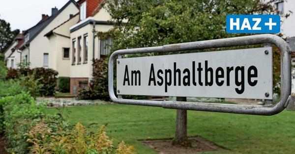Asphaltstollen in Ahlem: Hat die Stadt Hannover zu lange weggesehen?