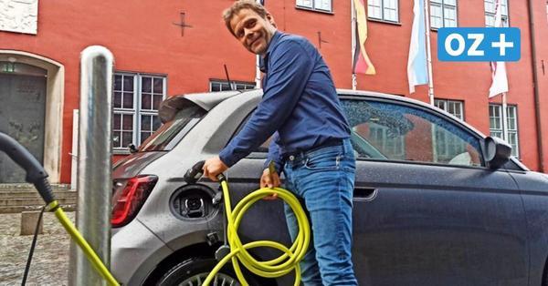 """E-Autobesitzer aus Greifswald: """"Wir müssen alle darüber nachdenken, was wir ändern können"""""""