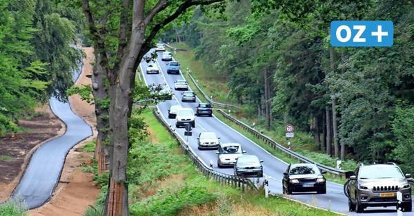 Straßenerneuerung auf Usedom: Darauf müssen sich Autofahrer einstellen