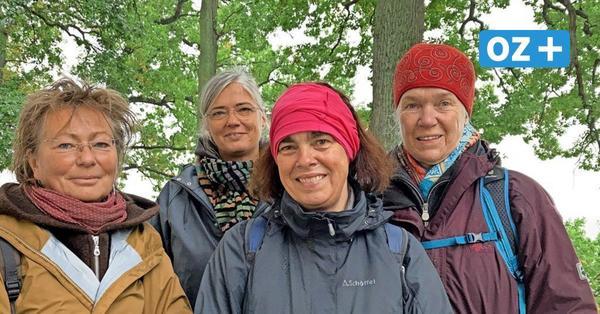 OZ testet Waldbaden auf Rügen: Wie Bäume Körper und Seele heilen sollen