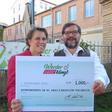 """Spendenaktion von """"Werder klingt"""": 1000 Euro gehen an La Palma"""