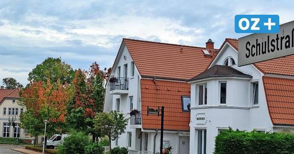 Bansin auf Usedom: Schulstraße wird Richterstraße – das steckt dahinter