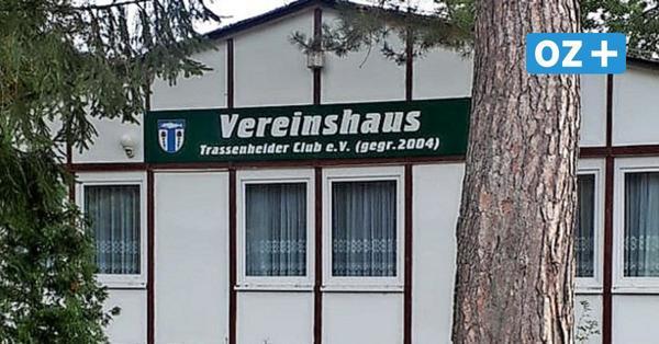Trassenheide auf Usedom: Neues Vereinshaus entsteht in der Strandstraße