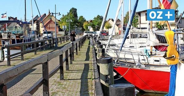 Lassan: Stadt an Peene schreibt Hafenbaggerung für 4,3 Millionen Euro aus