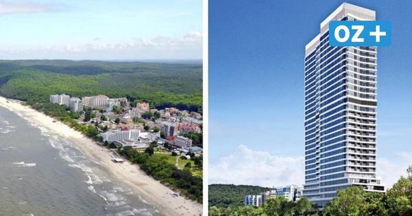 Wohntürme an der Ostsee: Gericht hebt Baugenehmigung für Hochhäuser in Misdroy auf