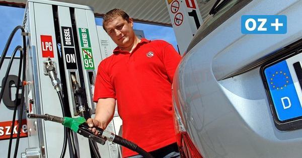 Hohe Spritpreise in MV: Ab wann lohnt sich das Tanken in Polen?