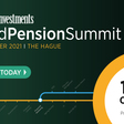 WorldPensionSummit 2021  OCT. 12-14, 2021 • THE HAGUE