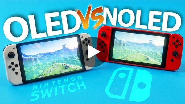 Switch OLED vs Switch Final Thoughts!