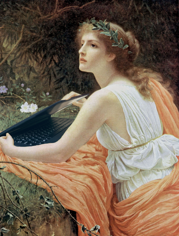 Pandora and the Laptop