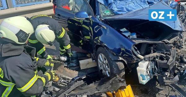 Nach schwerem Unfall auf der B96 auf Rügen: Bilanz der letzten Monate