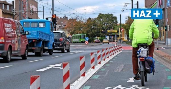 Veloroute im Video: So sieht Hannovers neue Fahrradroute aus