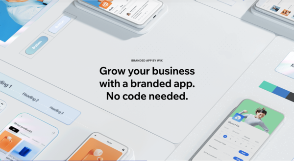 Wix launches a no-code app builder for $200 per month